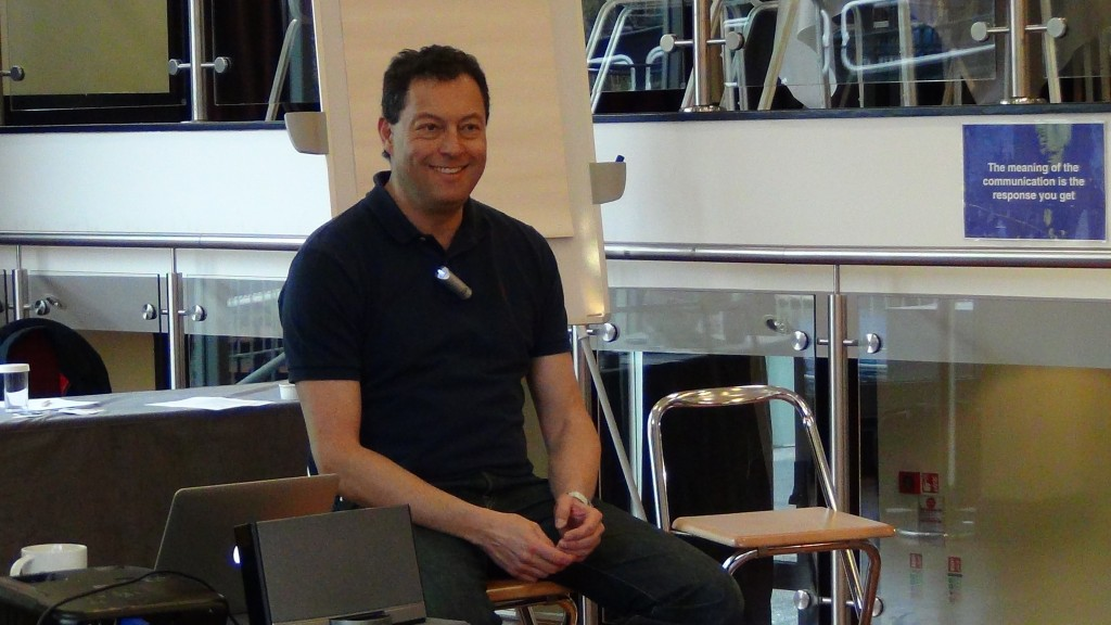 Robbie Steinhouse NLP Trainer