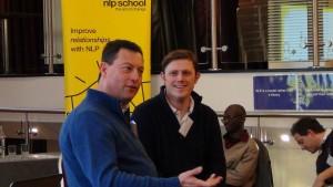 Robbie Steinhouse, NLP School