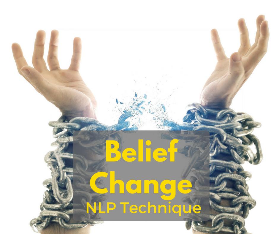 belief change NLP technique